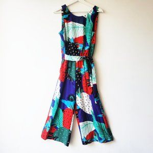 Pepaloves Tropical Strawberry Playsuit